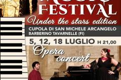 Locandina Semifonte Music Festival