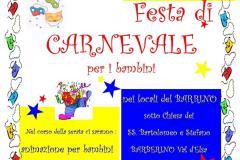 Carnevale a Barberino