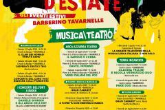 Le notti d'estate - musica e teatro