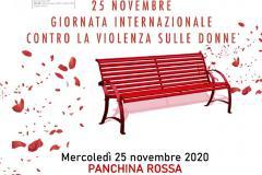 Locandina 25 novembre 2020