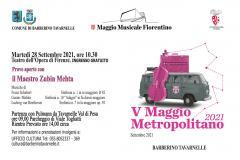 Maggio Metropolitano locandina