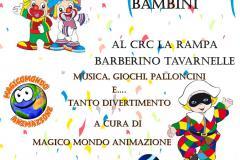 Carnevale a La Rampa